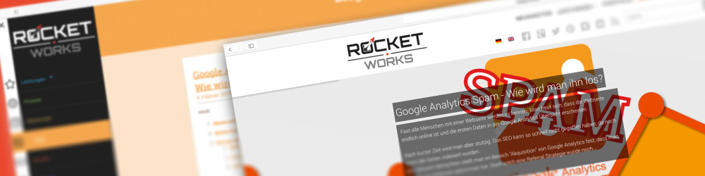 rocket.works - Modernes Webdesign